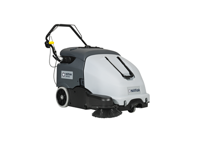 Product, Floor cleaning, Sweepers, Walk-behind sweepers, Nilfisk, SW900 B G180 UK