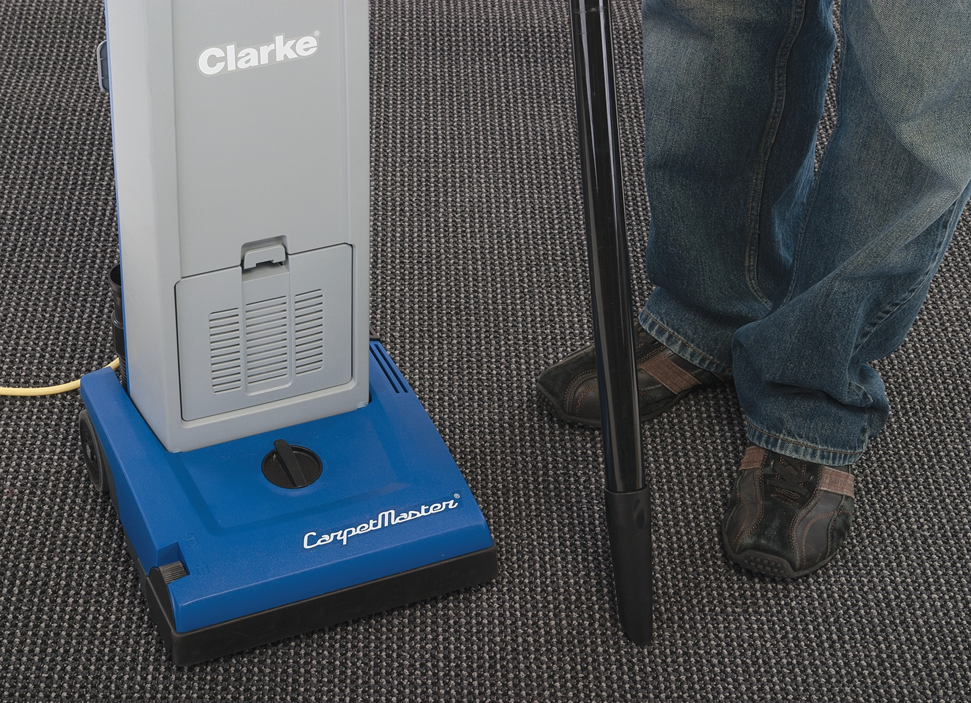 Product, Carpet Cleaning, Commercial Vacuum Cleaners, Upright Vacuum Cleaners, Nilfisk, CARPETMASTER 112