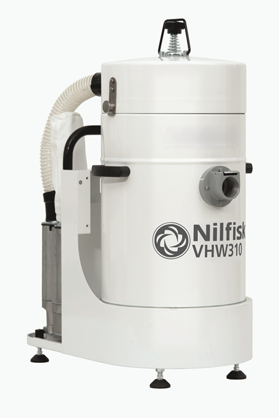 Product, Vacuum cleaners, Industrial vacuum cleaners, Food, pharma and OEM, Nilfisk, VHW310