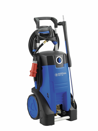 Product, Pressure washers, Mobile pressure washers, Mobile cold water pressure washers, Compact, Nilfisk, MC 3C-170/820 400/3/50 EU