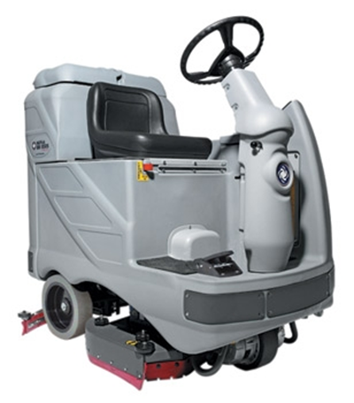 Product, Floor cleaning, Scrubber dryers, Stand-on/ride-on scrubber/dryers, Nilfisk, BR850S X