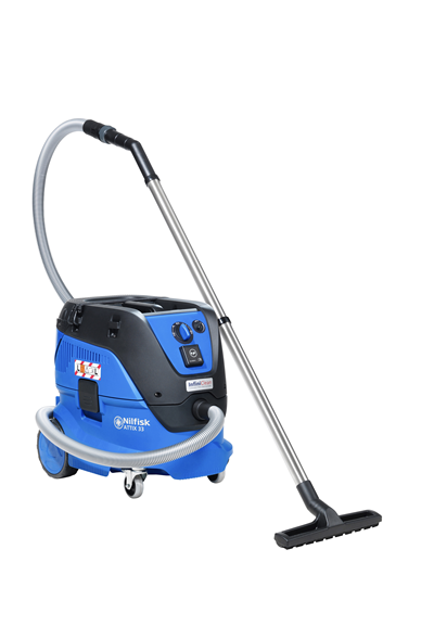 Product, Vacuum cleaners, Industrial vacuum cleaners, Single-phase wet & dry, Nilfisk, Attix 33-2L IC