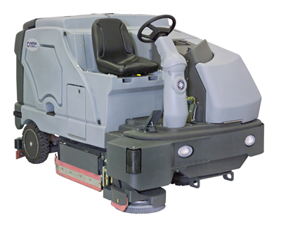 Product, Floor cleaning, Scrubber dryers, Stand-on/ride-on scrubber/dryers, Nilfisk, SC8000 1600 LPG