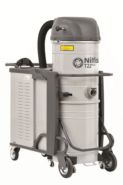 Product, Vacuum cleaners, Industrial vacuum cleaners, Hazardous dust, Three-phase, Nilfisk, T22PLUS L100 LC X 5PP