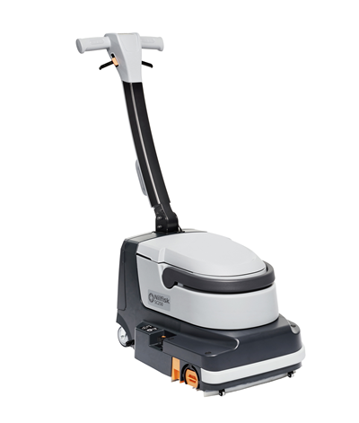 Product, Floor cleaning, Scrubber dryers, Walk-behind scrubber and dryers, Small walk-behind scrubber and dryers, Nilfisk, SCRUBBER SC250 34C B EU/UK