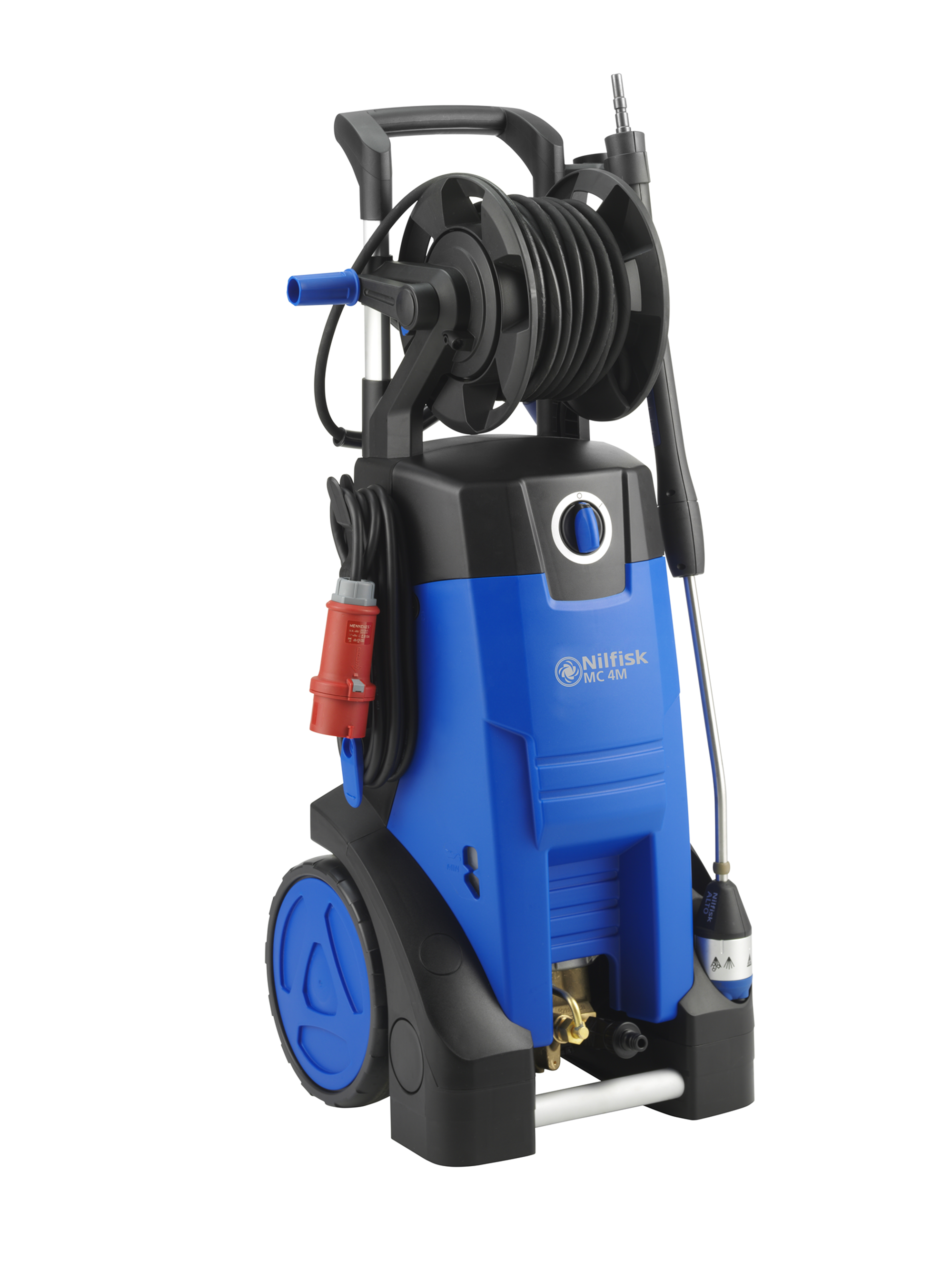 Product, Pressure washers, Mobile pressure washers, Mobile cold water pressure washers, Medium, Nilfisk, MC 4M-180/740 400/3/50 EU